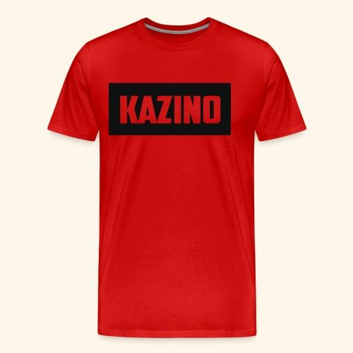 Kazino - Men's Premium T-Shirt