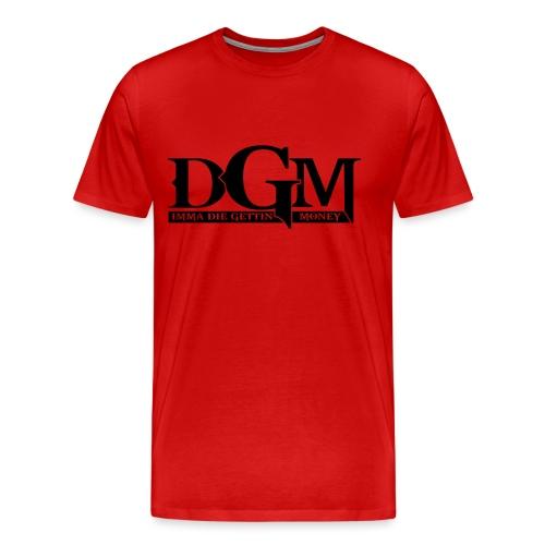 DGM LOGO - Männer Premium T-Shirt