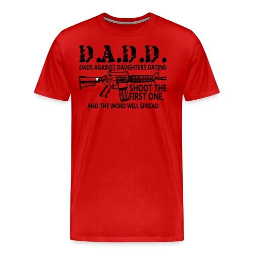 dadd 2012 - Men's Premium T-Shirt
