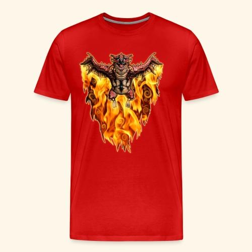 FATALOS - Premium-T-shirt herr