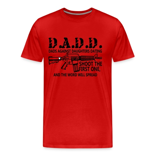 dadd 2012 - Men's Premium T-Shirt