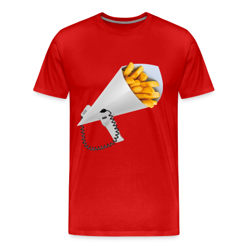 MEGAFRITE - T-shirt Premium Homme