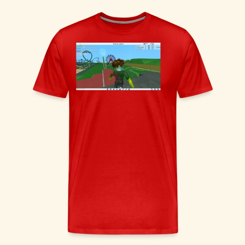 randie gaming t shrit - Mannen Premium T-shirt