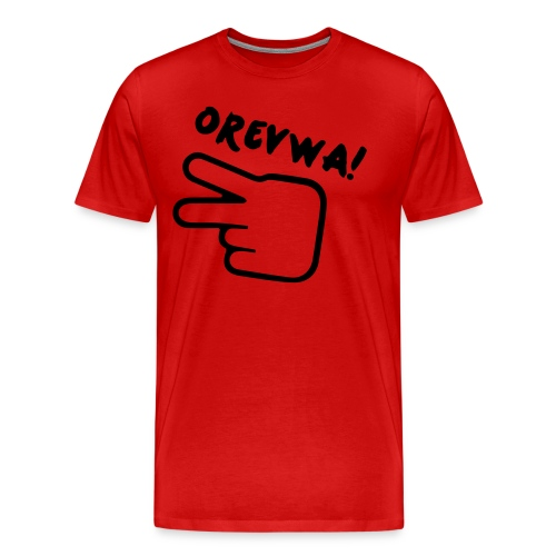 orevwa - Men's Premium T-Shirt