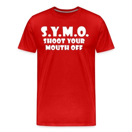SYMO TALL - Men's Premium T-Shirt