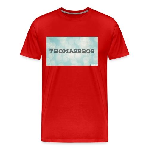 Thomasbros - Premium T-skjorte for menn