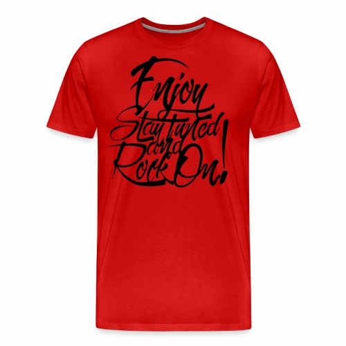 Rock on! - Men's Premium T-Shirt