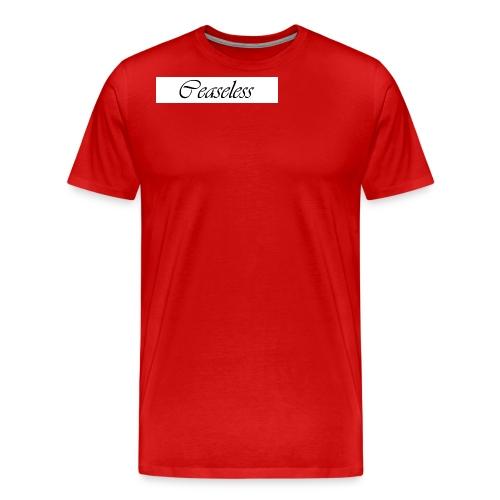White - Men's Premium T-Shirt