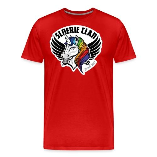SLR Clan Logo 2018 - Men's Premium T-Shirt