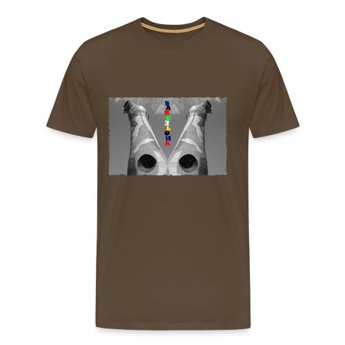 BARCELONA #1 - Männer Premium T-Shirt