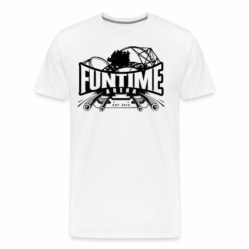 Schiene - Männer Premium T-Shirt