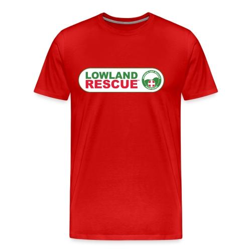 HANTSAR lozenge - Men's Premium T-Shirt