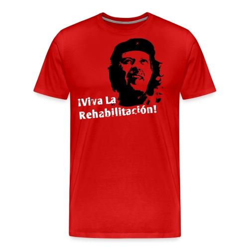Viva La Rehabilitacion - Mannen Premium T-shirt