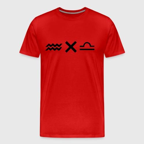signs - Männer Premium T-Shirt