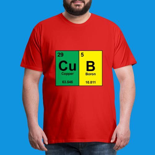 Science Cub Tee - Men's Premium T-Shirt