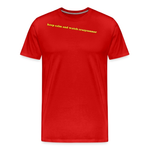keep calm t shirt - Men's Premium T-Shirt