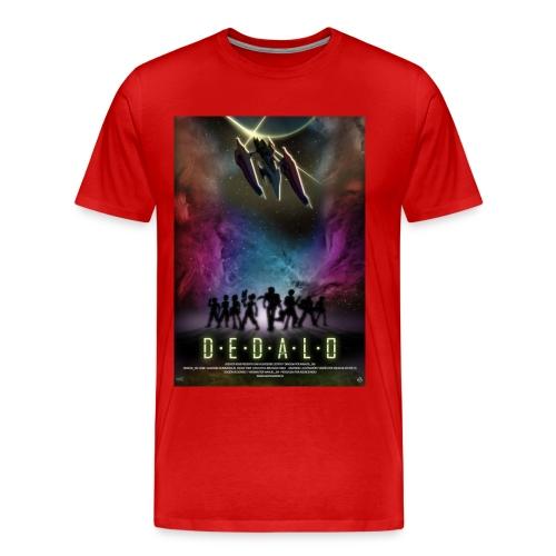 Cartel DédaloMD jpg - Camiseta premium hombre