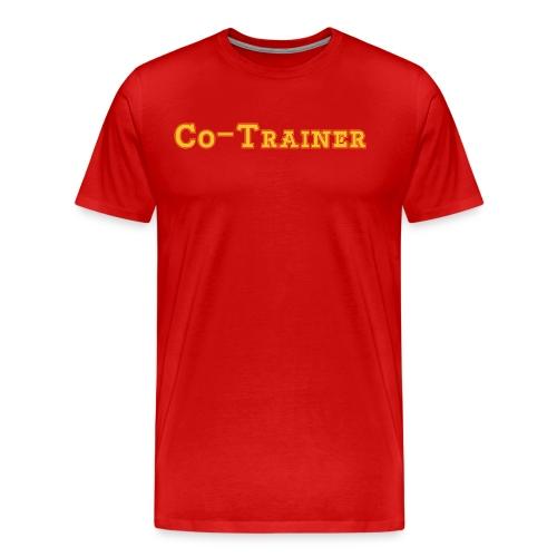 Co-Trainer - Männer Premium T-Shirt