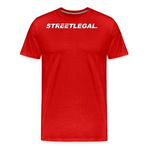 StreetLegal - T-shirt Premium Homme