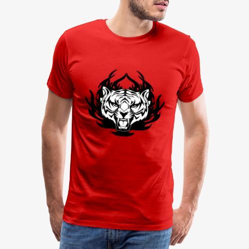 Le tigre en toi ! - T-shirt Premium Homme