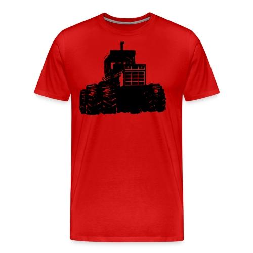 IH 4WD Tractor - Men's Premium T-Shirt