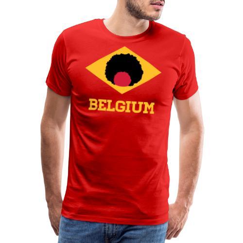 We are Belgium - Nous sommes Belgique T-shirts - T-shirt Premium Homme