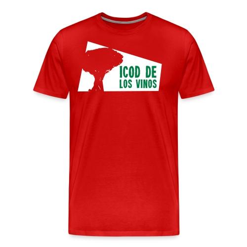 Icod de los vinos - Männer Premium T-Shirt