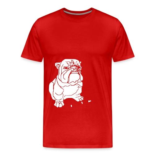 bull5 - Männer Premium T-Shirt