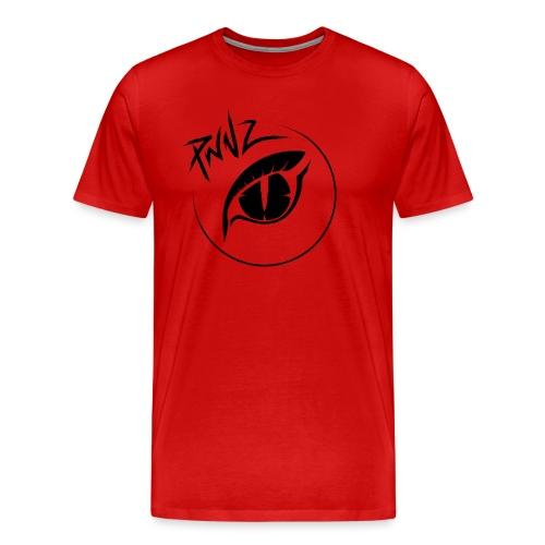 PwnZ Noir - T-shirt Premium Homme