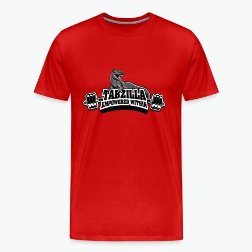 TABZILLA - Men's Premium T-Shirt