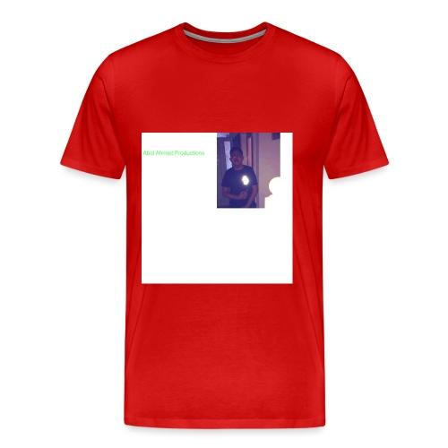 Abid Ahmed productions2 - Men's Premium T-Shirt