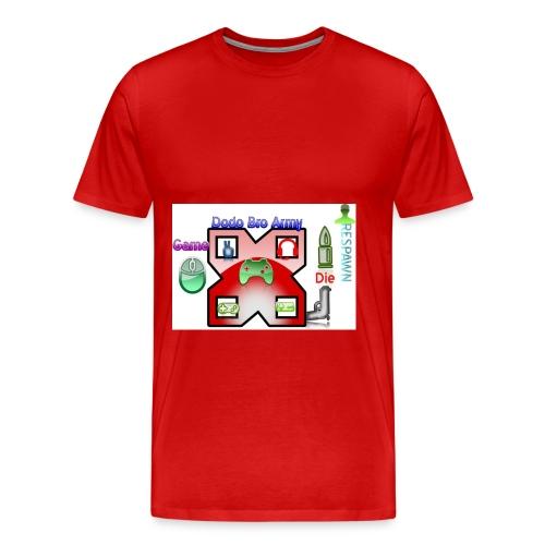 dodo logo - Men's Premium T-Shirt