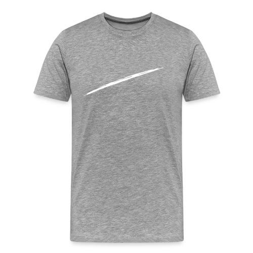 Linie_05 - Männer Premium T-Shirt