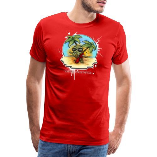 Let's have a surf back home! - Männer Premium T-Shirt