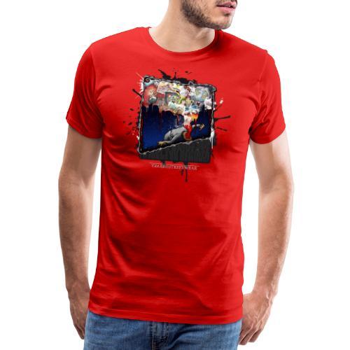 The Knockout - Männer Premium T-Shirt