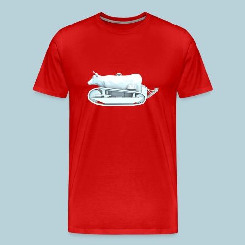 RATWORKS Milk Tank - Men's Premium T-Shirt