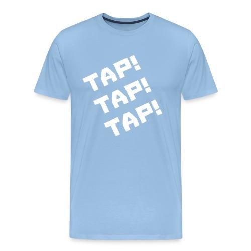 taptaptap - Men's Premium T-Shirt