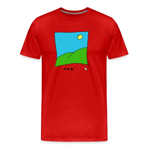 widow - T-shirt Premium Homme