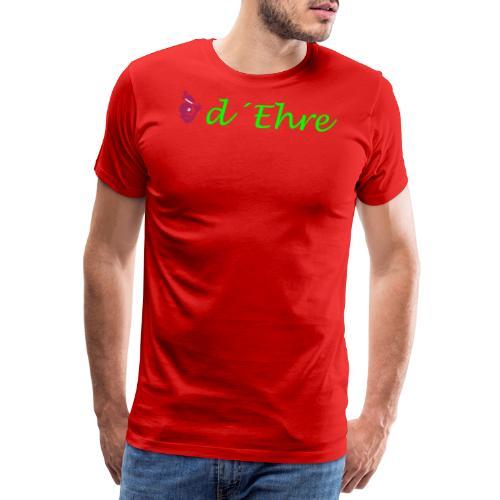 d´Ehre - Männer Premium T-Shirt