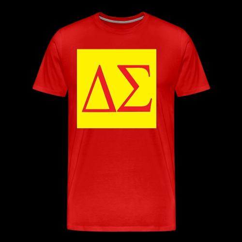 Logo Orange - T-shirt Premium Homme
