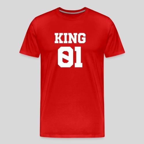 king1 - Camiseta premium hombre
