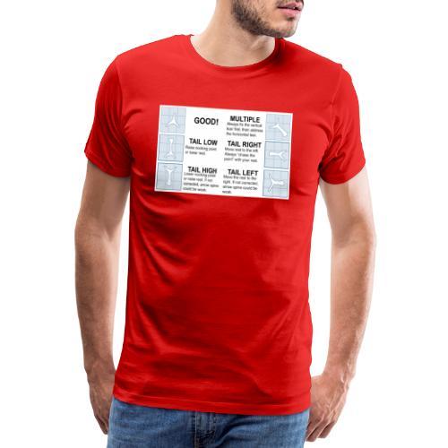 Papertune - Premium-T-shirt herr