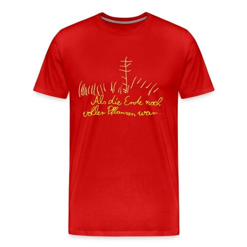 pflanzen - Männer Premium T-Shirt