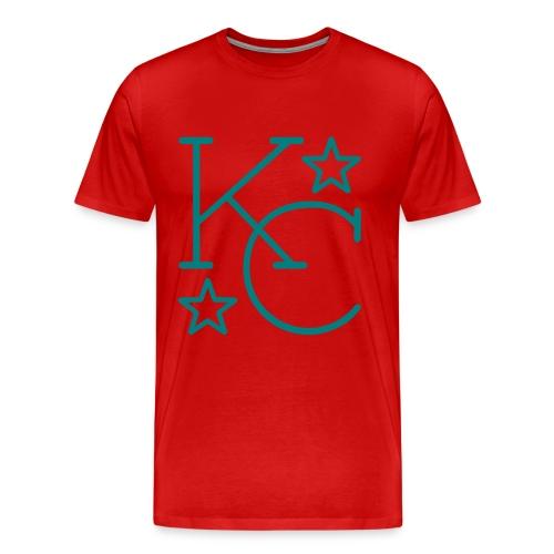 kc - Männer Premium T-Shirt