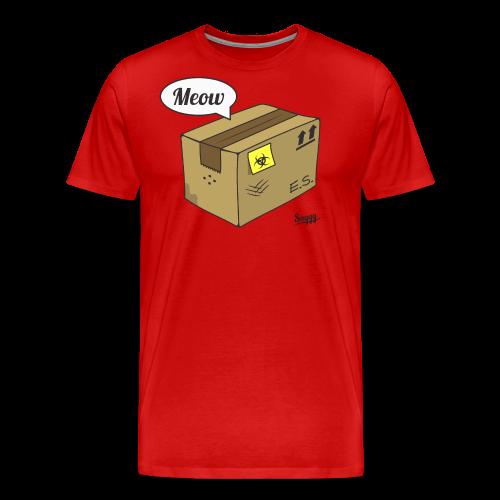 Schrödinger's Katze (Variante 3) - Männer Premium T-Shirt