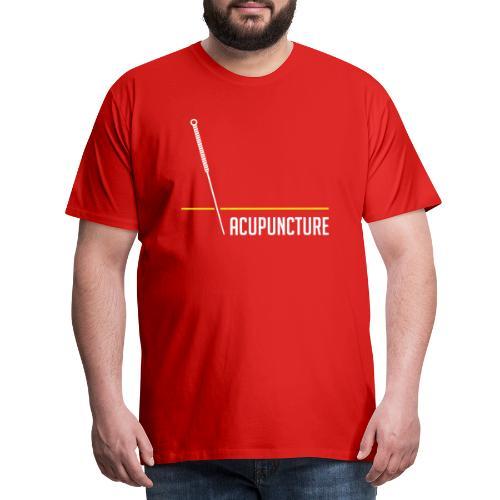 Aiguille penchée - T-shirt Premium Homme