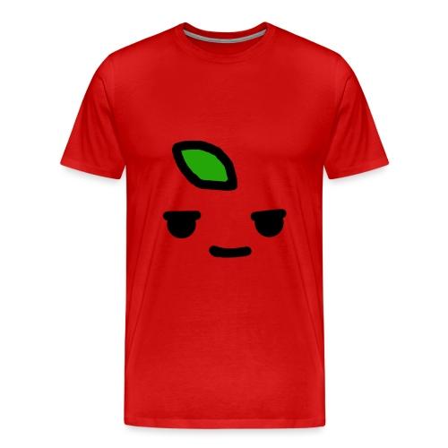 Apple - Orange - T-shirt Premium Homme