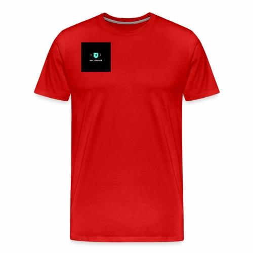 Mximus - Premium-T-shirt herr