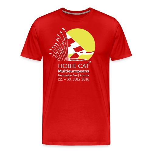 Hobie Europeans 2016 - Männer Premium T-Shirt