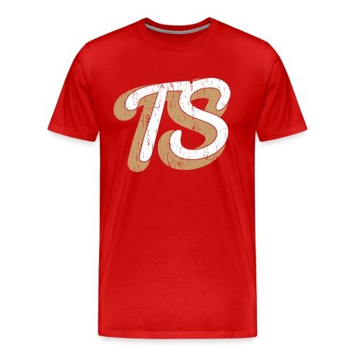 Watermerk Original png - Mannen Premium T-shirt
